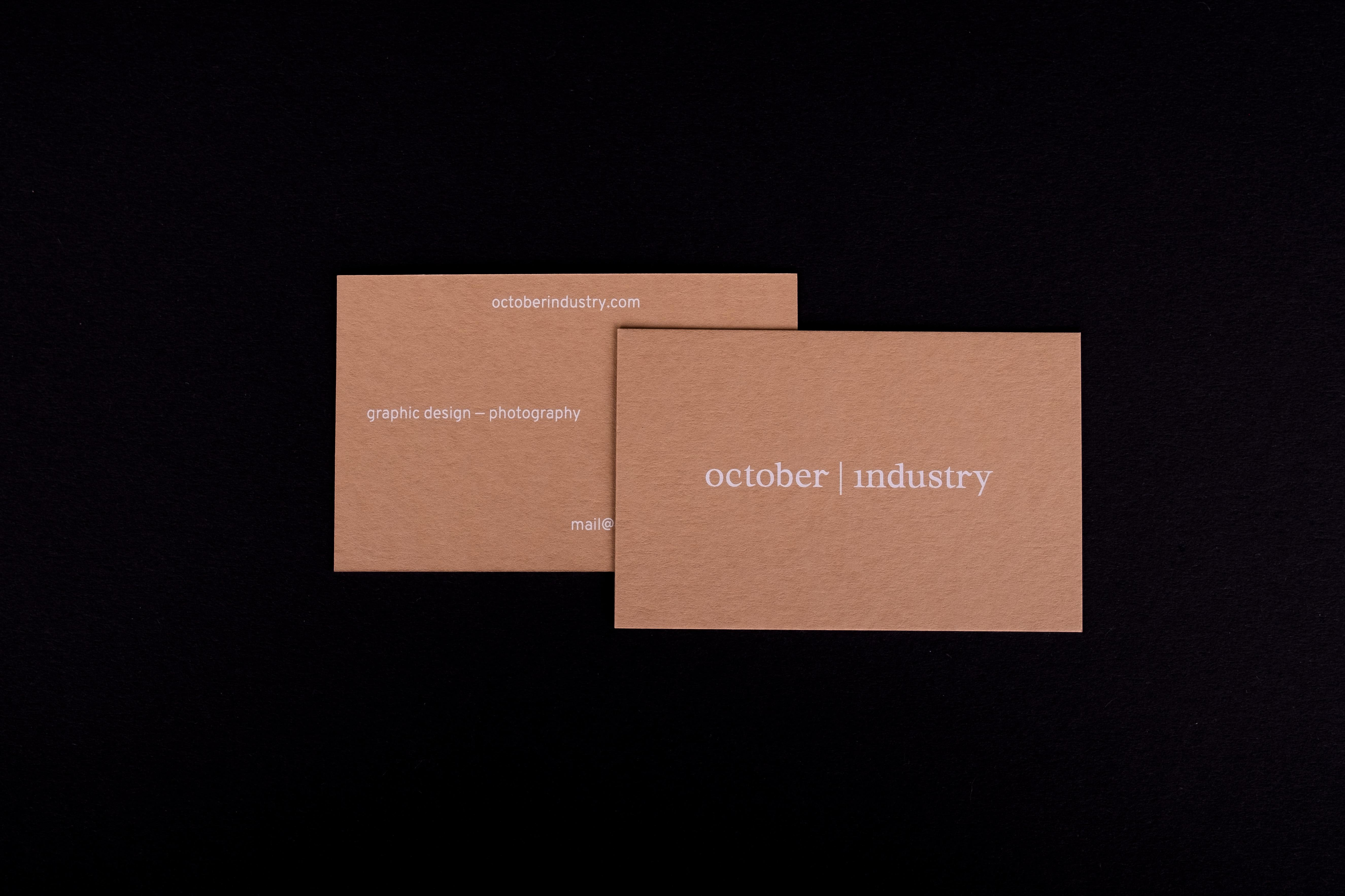 Work October Industry